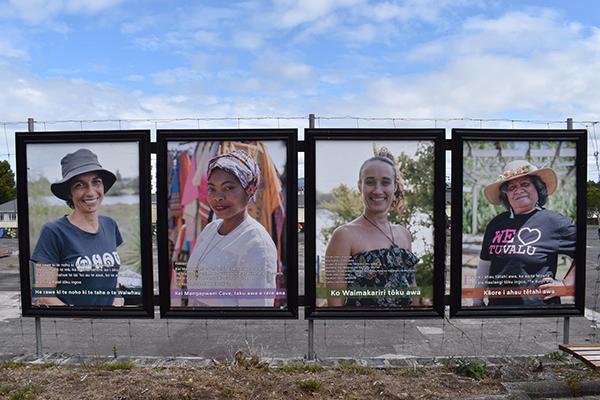 Awa Stories photo exhibition